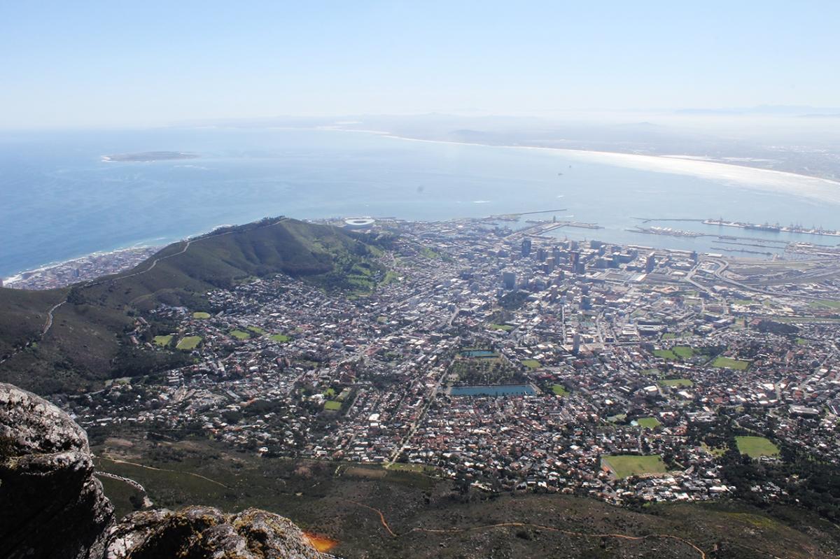 Viaje a Sudáfrica y Cataratas Victoria